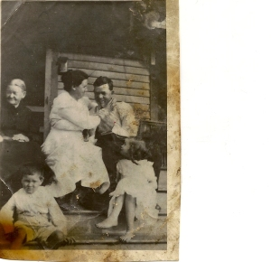 BUCKLAND Sarah, MJ & LW, Buddy & Bertha
