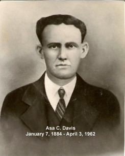 DAVIS AC Altha's husband