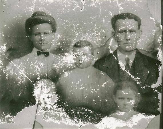 DAVIS Altha, Asa, 3 kids