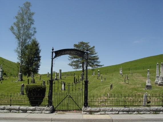 JEFFERSONVILLE Cemetery Tazewell VA