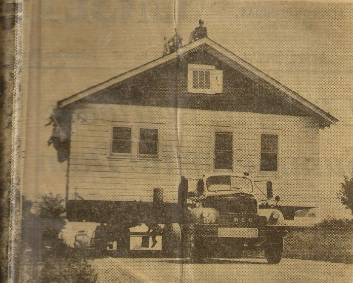 Buddy's house Sunset News News-Observer, Friday Sept 2, 1966