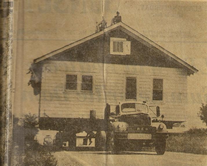 Buddy's house Sunset News News-Observer, Friday Sept 2, 1966