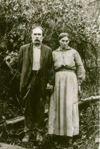 BROOKS Charles AND Nancy Boyd son of John & Elizabeth Brooks