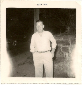 BUCKLAND LW JrJuly 1958
