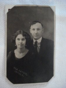 CARBAUGH Aunt Grace & Bill