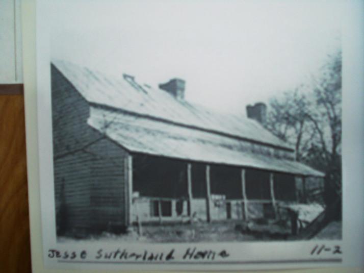 HOUSE SUTHERLAND - Jessee Mahala