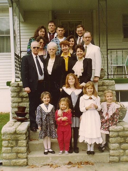 BUCKLAND LW JR Funeral 1993