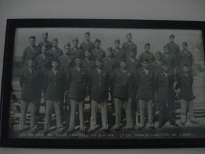 MILITARY BUCKLAND Charles Top right