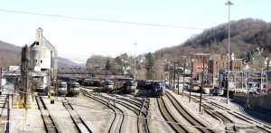 Bluefield Yard