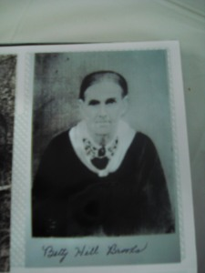 BROOKS Betty Hill sife of John mother of Wm