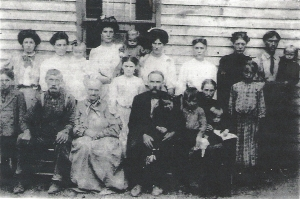 BROOKS Charles Brooks Family
