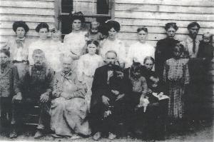 BROOKS Charles Brooks Family
