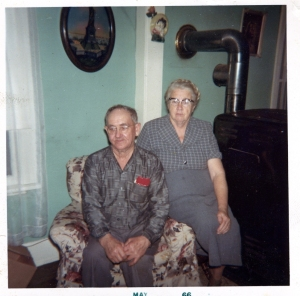 BROOKS May 1966 Hobert Ezekiel Brooks and Hattie Russell Bausell Br