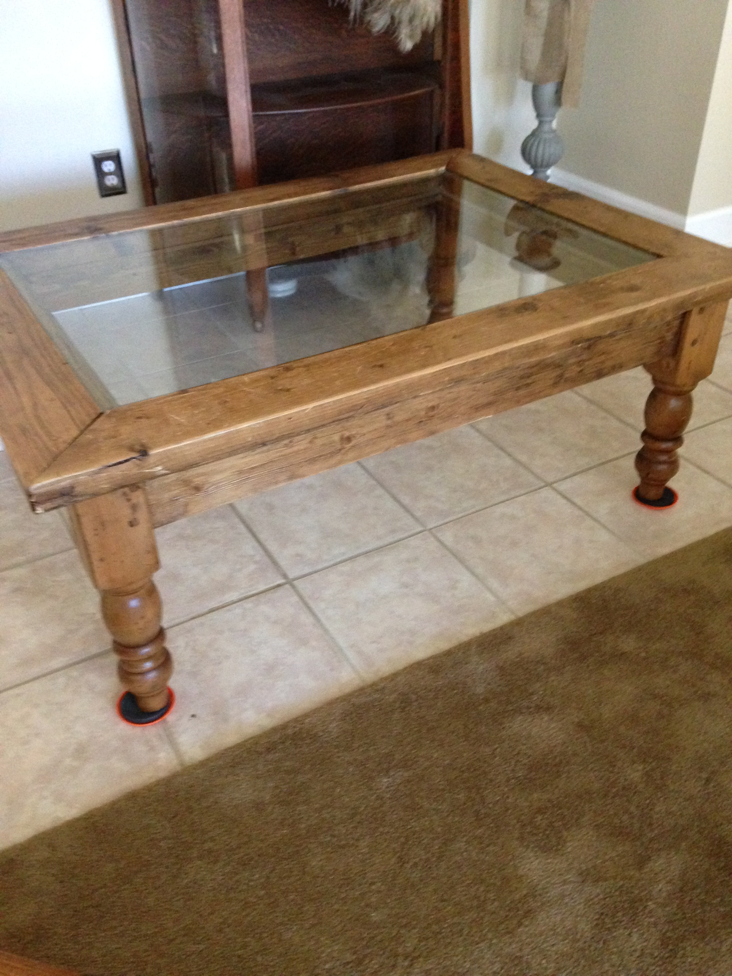 Glass top coffee table the railroaders daughter 2014 03 14 101801 geotapseo Image collections