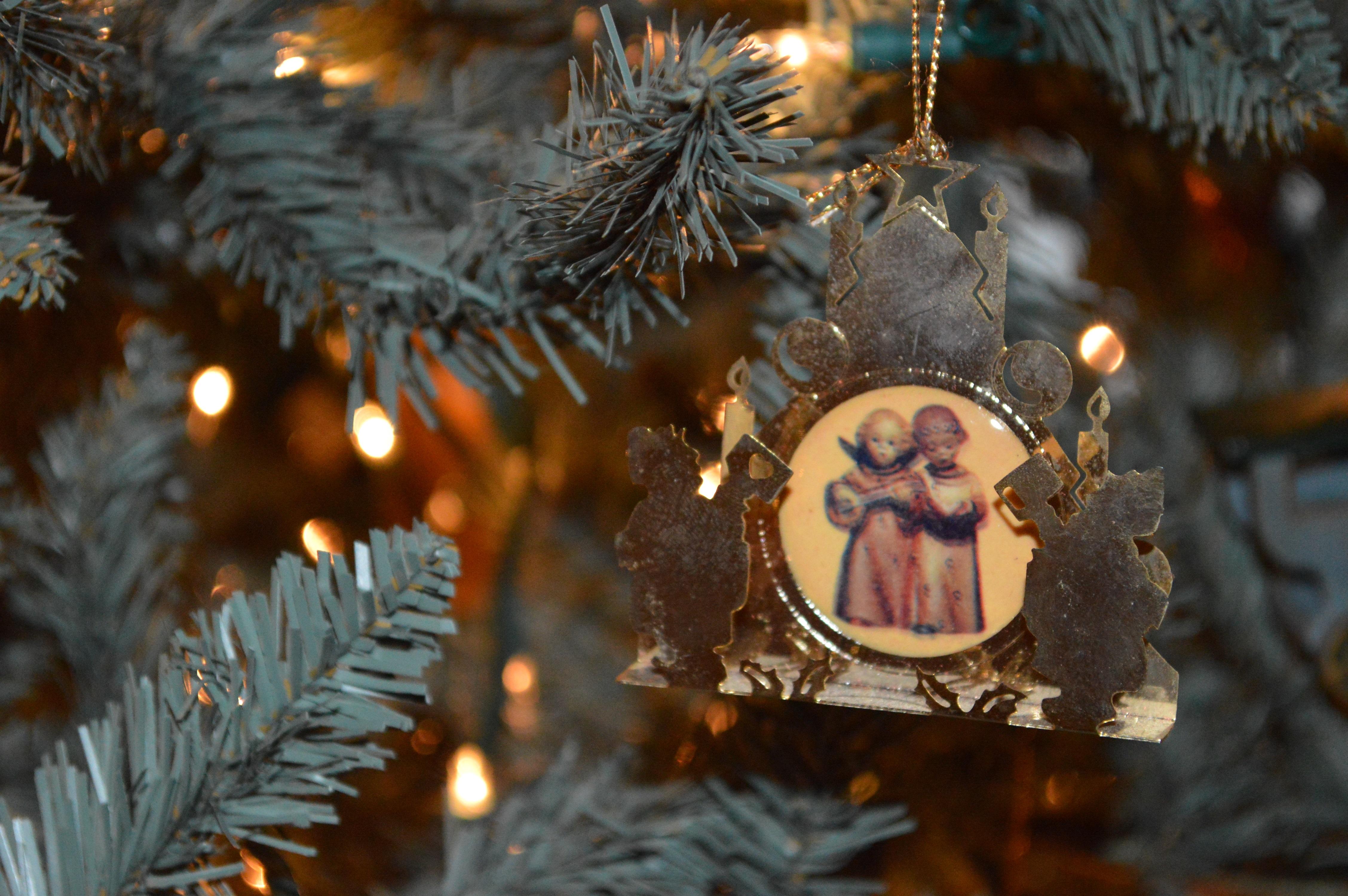 Hummel christmas tree ornaments - Toktfromgrammy1986 Lion From Grammy Birdhouse Tenthousandvillages Grammytokt Hummelfromgrammy